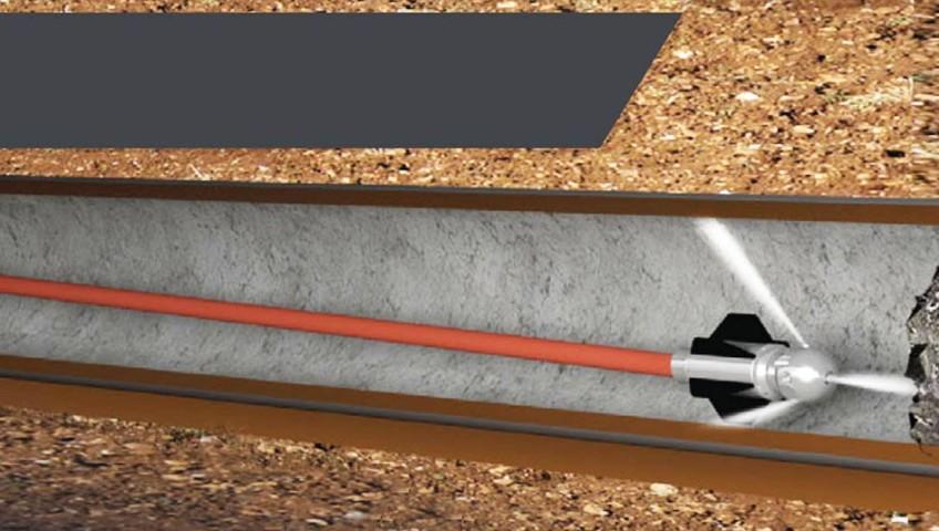 Промывка канализации – цена, сложность, методы работы