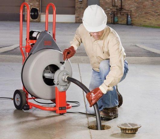 Чистка канализации. Быстро, эффективно и недорогоЧистка канализации. Быстро, эффективно и недорого