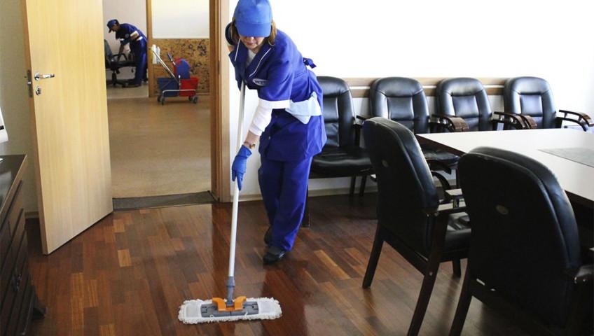 Профессиональная уборка помещений